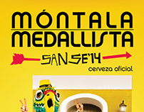 Medalla Light - Sanse 2014