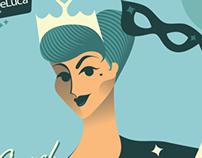 Queen Of Hearts: Jayden Deluca Foundation Poster