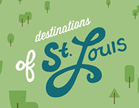 St. Louis Destinations: for iPad