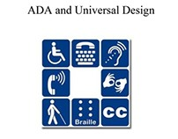 ADA and Universal Design Research Pamplet