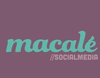 Social Media Macalé