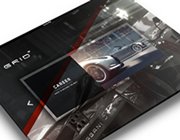 GRID 2 GUI for Tablet
