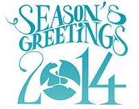Season's greetings 2014