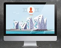 Isbjerget - Website