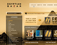 Egyptian Bazar