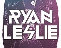 Symphonics birthday poster / Ryan Leslie