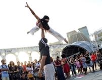 Ocupa Lapa: political-artistic-cultural act