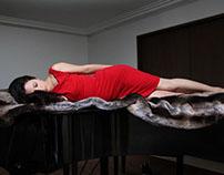 Raphaële Atlan. Jazz singer, pianist, composer
