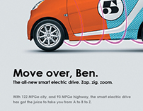 Smart Car Advertisement