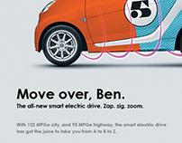 Smart Car Advertisement