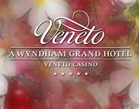 Veneto Hotel & Casino Rebranding