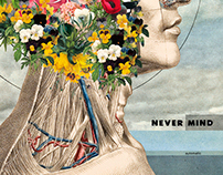 Never Mind. Collage 2014