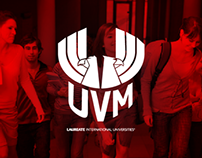 UVM Re-brand