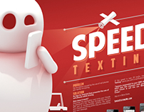 SPEED TEXTING / Mexican Red Cross