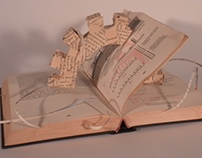 Book Art Transformation