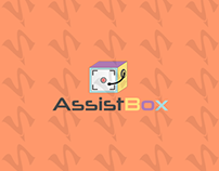 AssistBox Logo Design