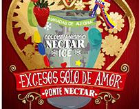 """Fiesta """"Excesos solo de Amor"""" NECTAR"""