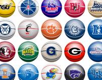 Show your Team Spirit -NCAA