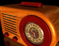 1945 Fada Radio