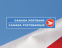 Canada Post Rebrand