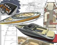 Marine Design - Exterior and Interior Design