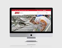 POC Web design