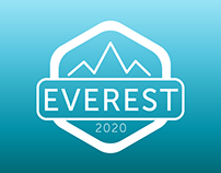 "Logo process ""Everest"""