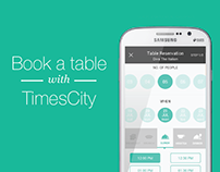 TimesCity- Book a table