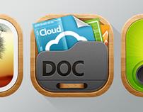 AcerCloud App Icons Design @Acer