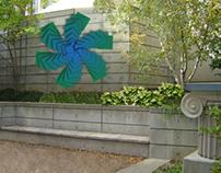 UC Mews Memorial Garden Design