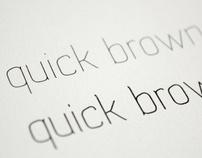 Typeface #1