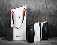 FØLE skin care product line