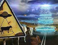 Ufo cows