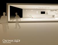 Stand novalux light+building Frankfurt