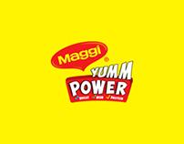 Maggi Recipe Templete