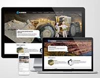 KarBen Responsive Web Page Design, Coding