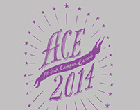 ACE CAMP 2014 Tshirt