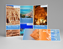 travel to Egypt Brochure