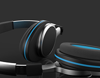 A series of headphone concepts