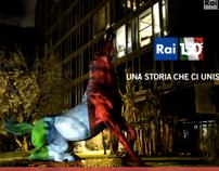 spot Rai 150 Unità d'Italia 2011