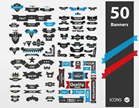 50 usable banners