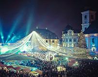 Sibiu Christmas Market