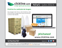 Newsletter Clickline (2013)