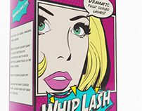 Eyelash curler packaging design