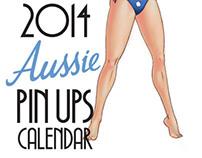 2014 Pin-up Calendar