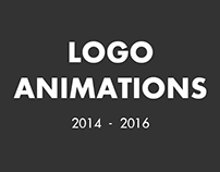 Logo Animations / 2014 - 2016