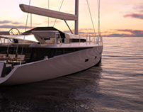 Siddhartha Sailing yacht