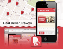 DealDriver - Smart Sightseeing - Mobile App
