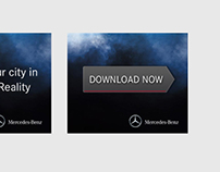 Mercedes Web Banners