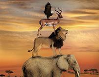 Africa Print